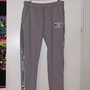 PINK Victoria Secret super soft sweat pants